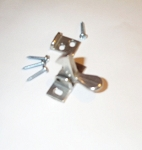 Finger Latch for Drawers 4-pack