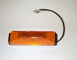6 LED Marker Clearance Light - Amber
